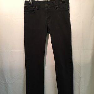 Men's 510 skinny jeans. W28 L32.